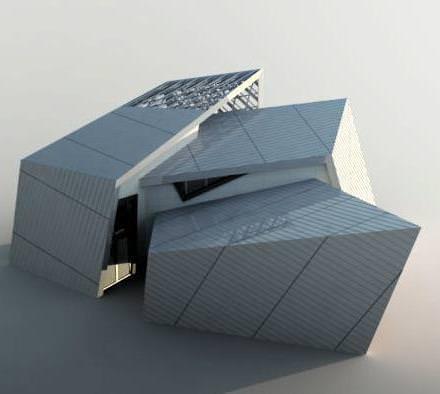 Luxus-Fertighäuser von Libeskind